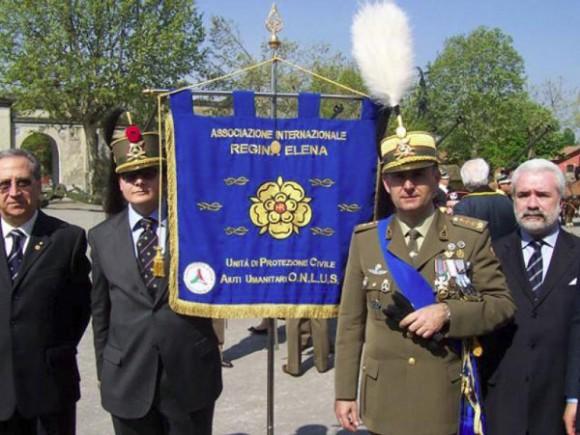 14 aprile 2007 – 176° Costituzione delle Batterie a Cavallo - Un momento della cerimonia