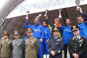 1 aprile 2007 - Le Voloire partecipano alla Stramilano