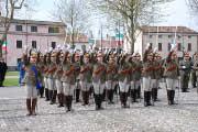 31 marzo 2007 - Le Voloire ricevono la Cittadinaza Onoraria della Città di Goito