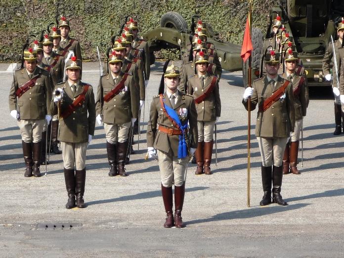 Immagini dal 179° Anniversario delle Batterie a Cavalllo