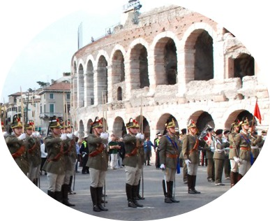 6 maggio 2008 - Cittadinanza Onoraria di Verona