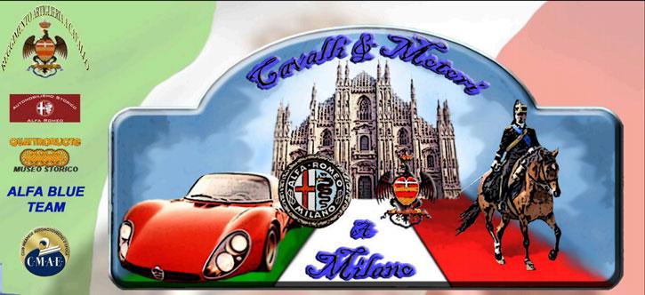 Logo Cavalli e Motori a Milano
