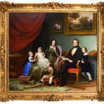 Pietro Ayres, La famiglia Scarampi di Villanova, (1835)