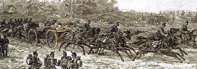 Copia di artiglieria a cavallo francese 1888 part